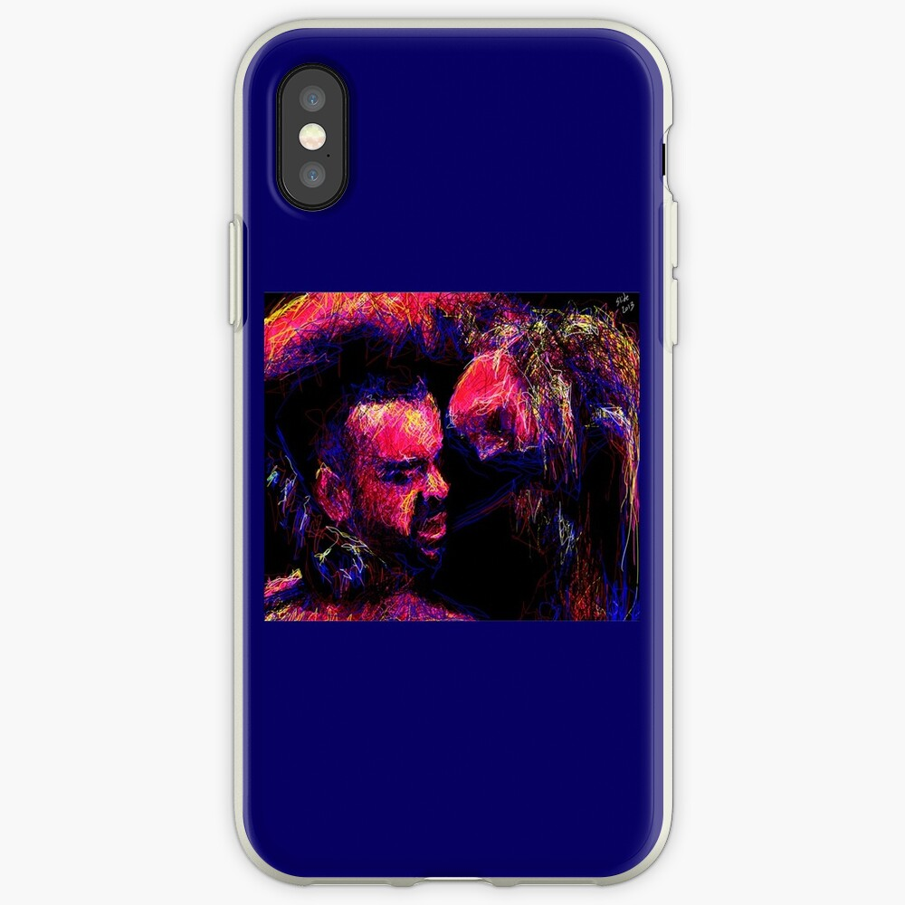 """His Neck, 2013"" by Ms Slide iPhone Cases & Covers"
