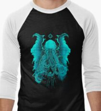 Cthulhu Men's Baseball ¾ T-Shirt