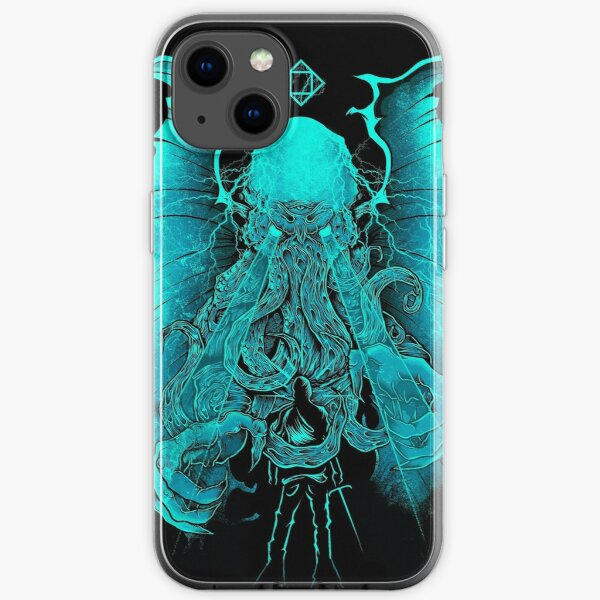 Cthulhu Coque souple iPhone