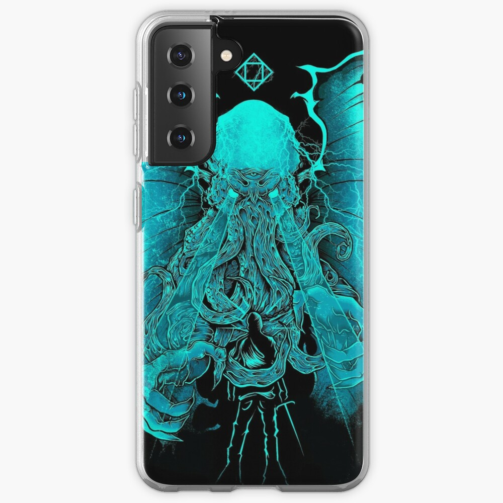 Cthulhu Case & Skin for Samsung Galaxy