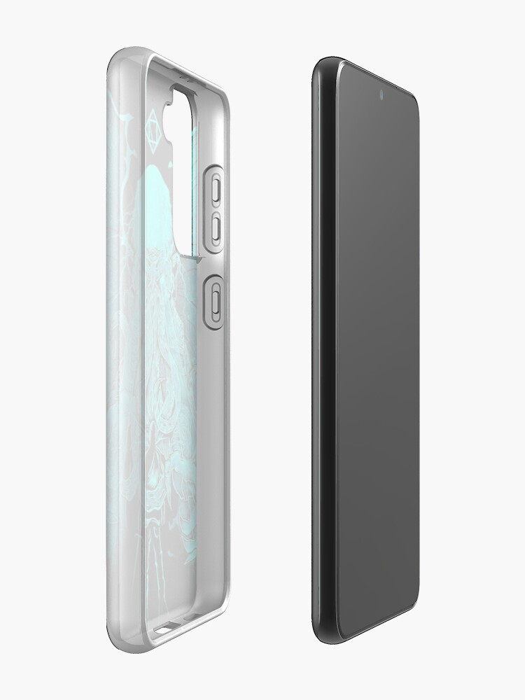 Alternate view of Cthulhu Case & Skin for Samsung Galaxy