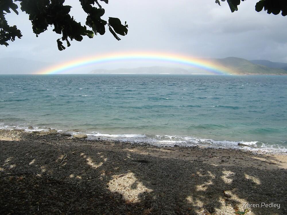 Rainbow of Beauty by Karen Pedley