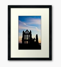Abbey Framed Print