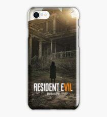 Resident Evil 7- VII  iPhone Case/Skin