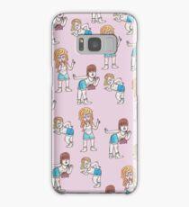 Sassy girl squad Samsung Galaxy Case/Skin