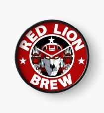 Reloj Red Lion Brew