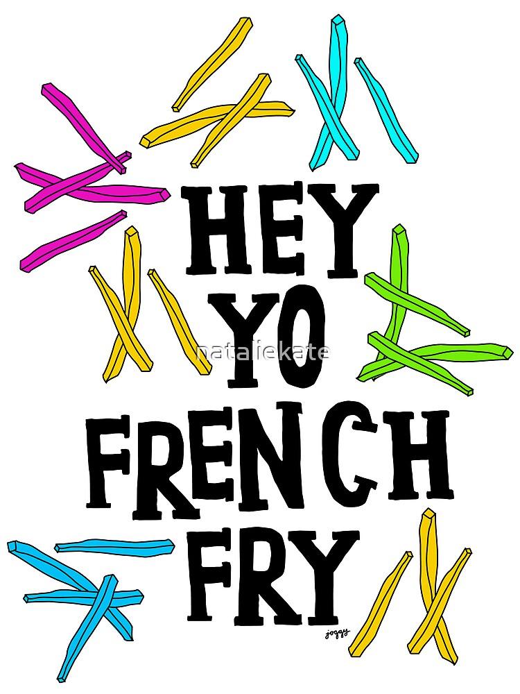 Hey Yo! by nataliekate