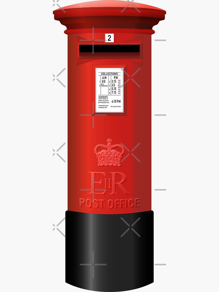 NDVH Pillar Box by nikhorne