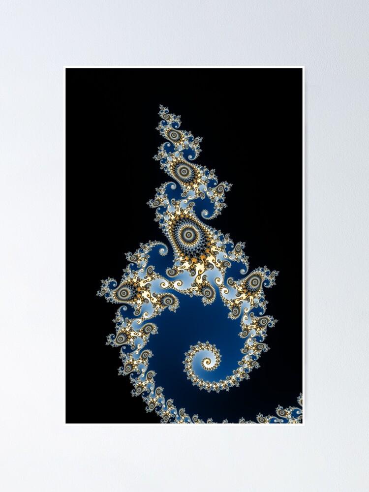 Alternate view of Poseidon's Spear Poster