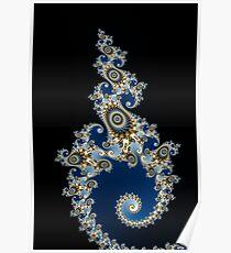 Poseidon's Spear Poster