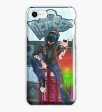 Wrench is watching you! iPhone Case/Skin