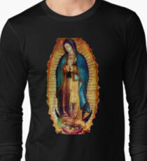 Our Lady of Guadalupe Tilma Replica T-Shirt