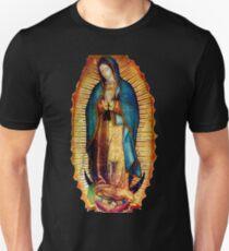 Camiseta unisex Our Lady of Guadalupe Tilma Replica