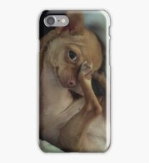 Brie 'fwench girl' no text  iPhone Case/Skin