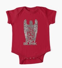 Don't Blink One Piece - Short Sleeve