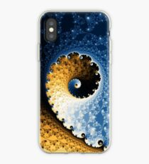 Blick von den Tiefen iPhone-Hülle & Cover