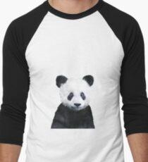 Little Panda Baseball ¾ Sleeve T-Shirt