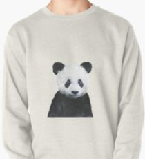Little Panda Pullover Sweatshirt