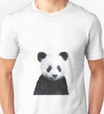 Little Panda Slim Fit T-Shirt