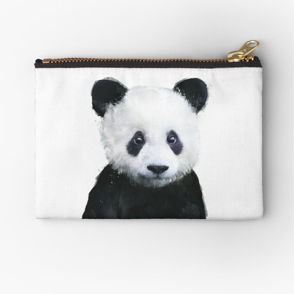 Little Panda Zipper Pouch