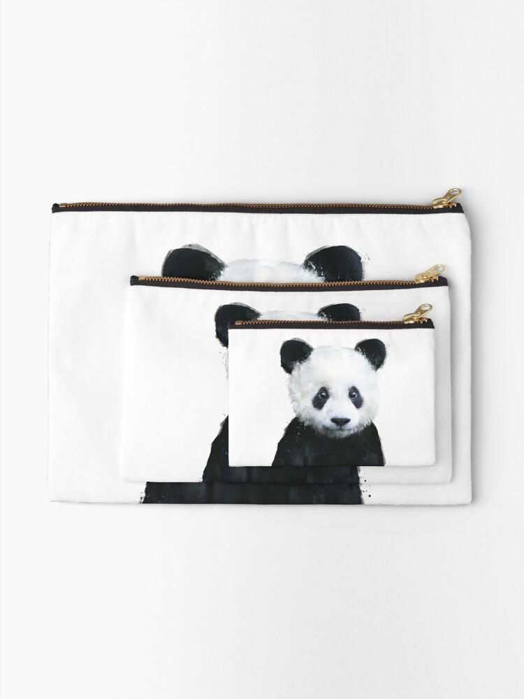 Alternate view of Little Panda Zipper Pouch