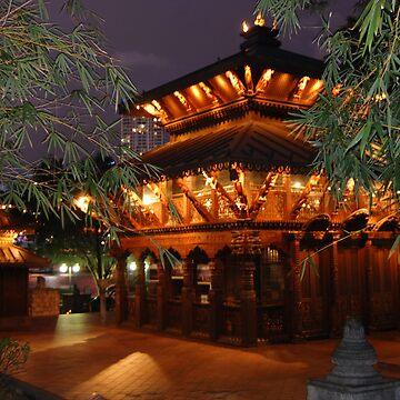 Pagoda by absalom