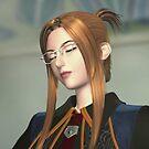 «Quistis Trepe - personaje de Final Fantasy 8 / Final Fantasy VIII» de UnitShifter