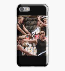 Jace Wayland iPhone Case/Skin