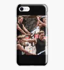 Jace Wayland iPhone Case/Skin