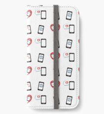 love message iPhone Wallet/Case/Skin