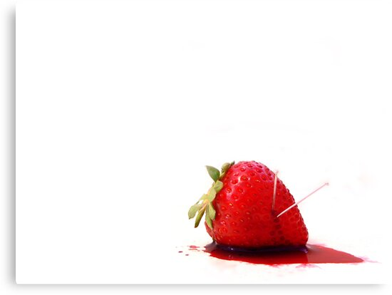 Blood Berry by James McKenzie