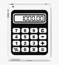 Calculator iPad Case/Skin