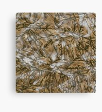 Almondorian Cork Canvas Print