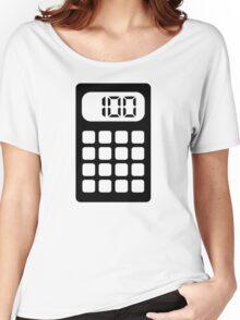 Calculator Women's Relaxed Fit T-Shirt