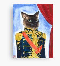 General Bean Canvas Print