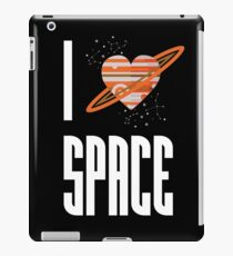 I Heart Space iPad Case/Skin