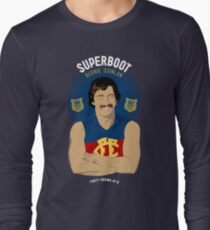 Bernie Superboot Quinlan  (for blue shirts only) T-Shirt