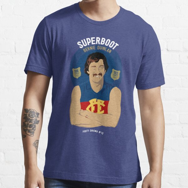 Bernie Superboot Quinlan  (for blue shirts only) Essential T-Shirt
