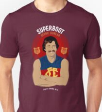 Bernie Superboot Quinlan (for maroon shirts only) T-Shirt