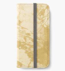 Antikes Artique iPhone Flip-Case/Hülle/Klebefolie