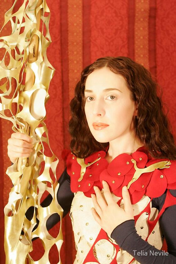 Joan of Arc  by Telia Nevile