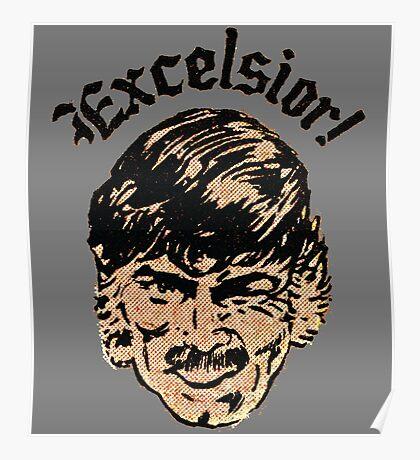 Excelsior! Poster