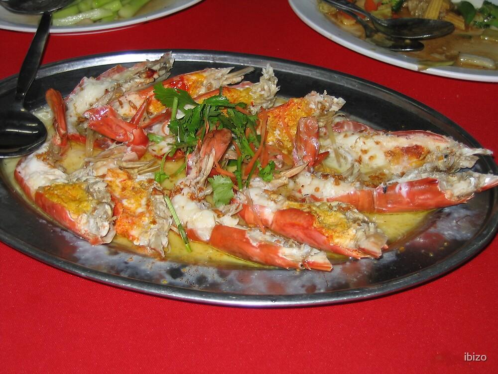 Shrimps, Anyone? by ibizo