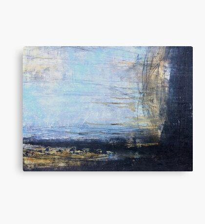 Towards the Light Canvas Print