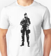 Weathered Ash Rainbow Six Unisex T-Shirt
