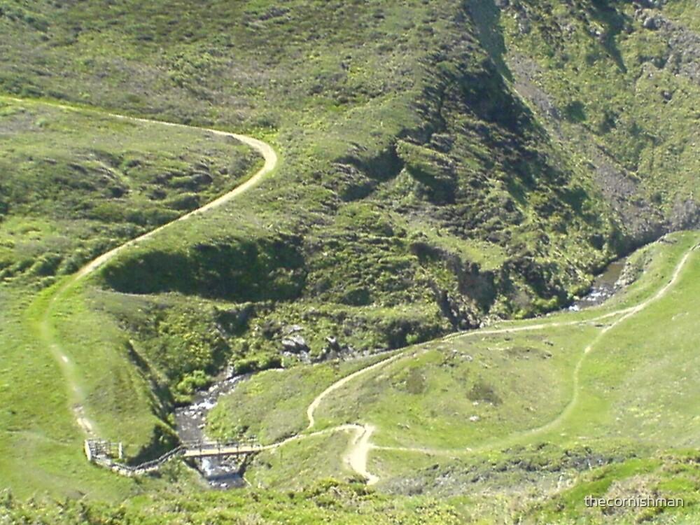 The Cornish Border by thecornishman