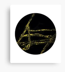 Gold . 2 Canvas Print