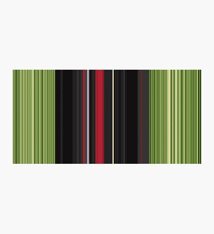 Red Green Photographic Print