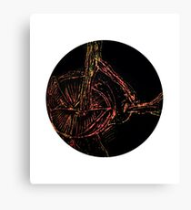 Red .1 Canvas Print