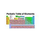 Simple Periodic Table by KiwiMrDee